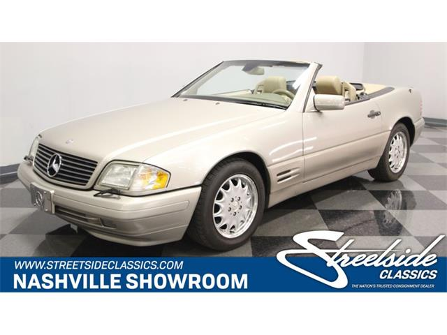 Picture of '98 Mercedes-Benz SL500 located in Tennessee - $13,995.00 - POI5