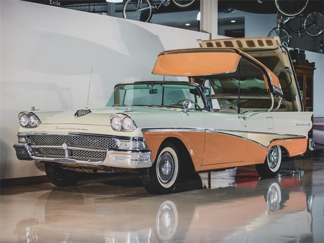 Picture of 1958 Ford Fairlane 500 Offered by  - PIUB
