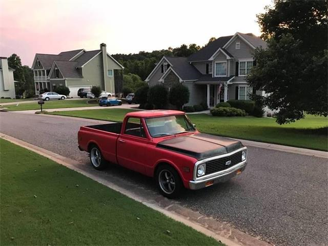 Picture of 1971 C/K 10 - $13,000.00 Offered by  - POJG