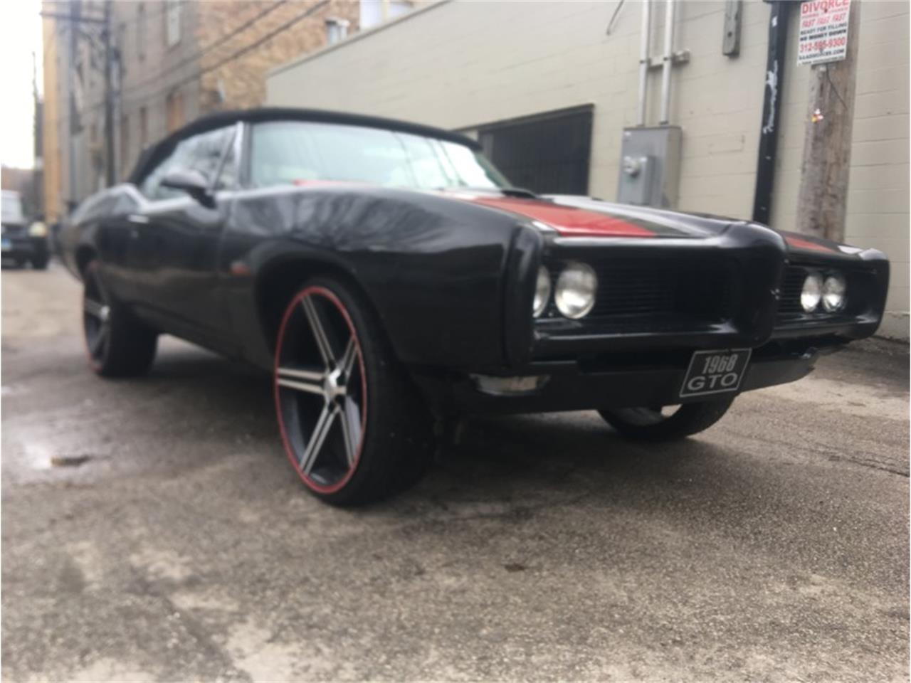 Large Picture of '68 GTO - POJO