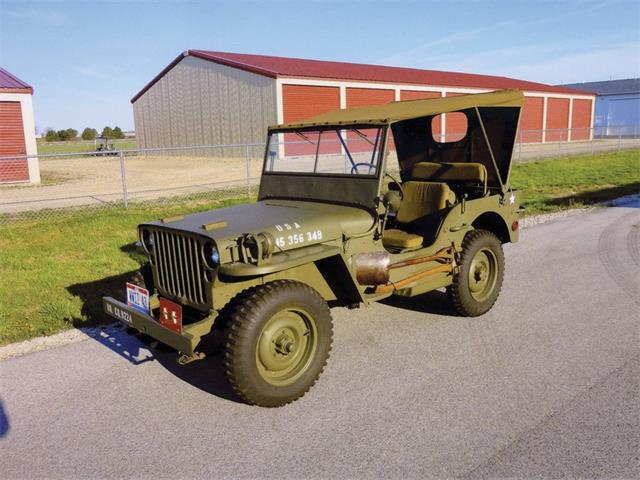 Picture of Classic 1943 Jeep Auction Vehicle Offered by  - PIUG