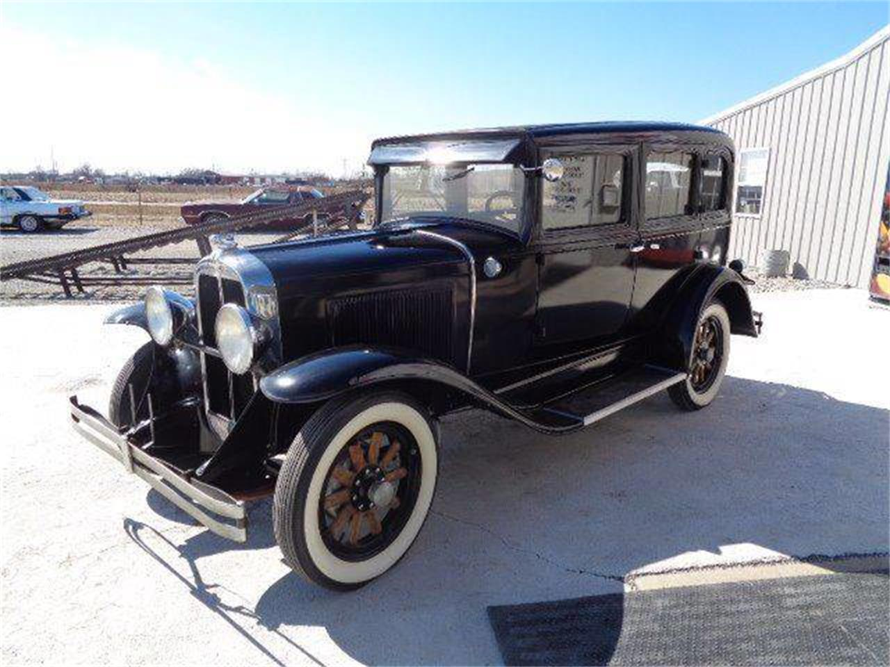 Large Picture of Classic '30 Sedan located in Staunton Illinois - $14,750.00 Offered by Country Classic Cars - POM1