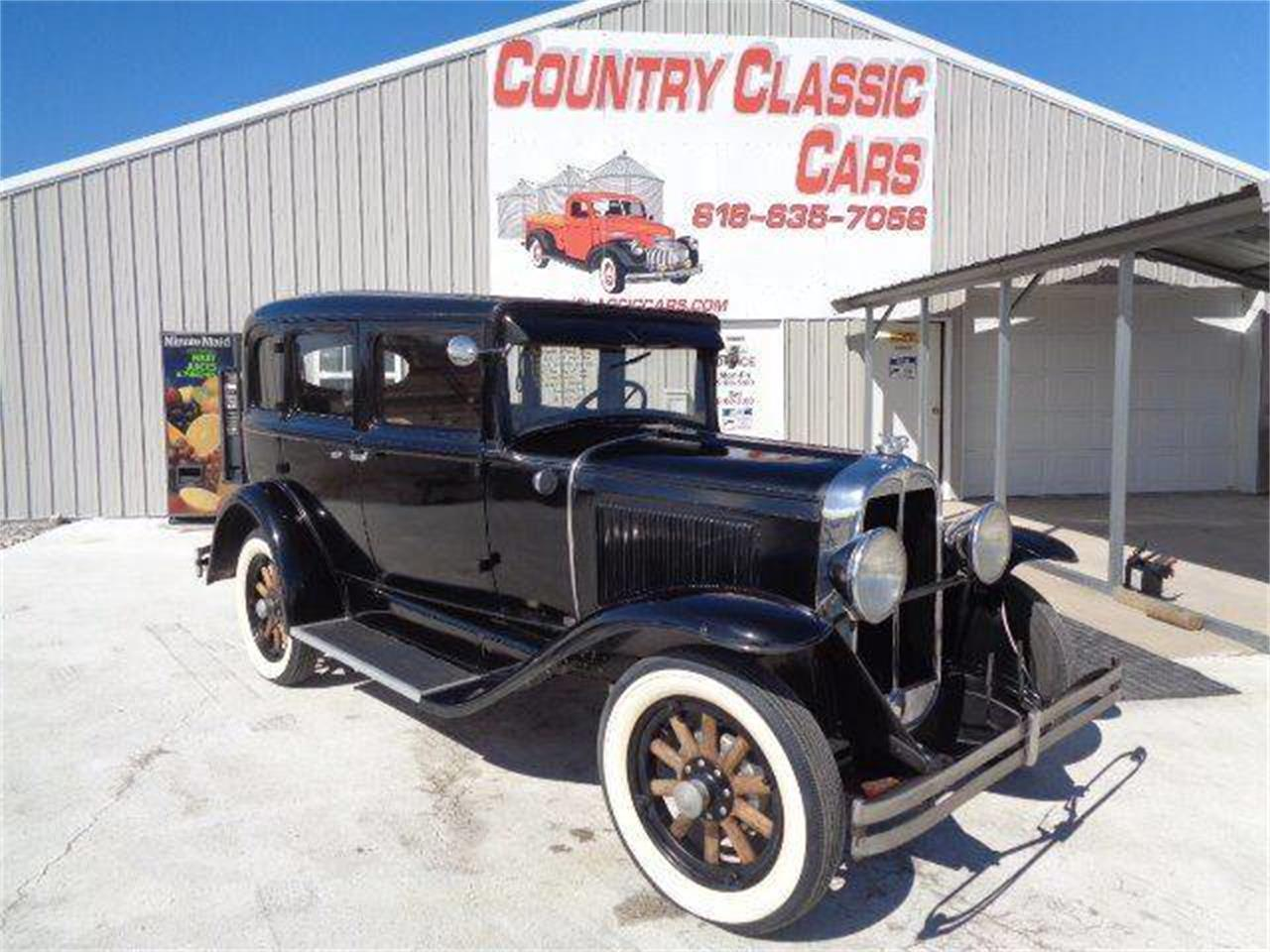 Large Picture of '30 Sedan located in Staunton Illinois Offered by Country Classic Cars - POM1