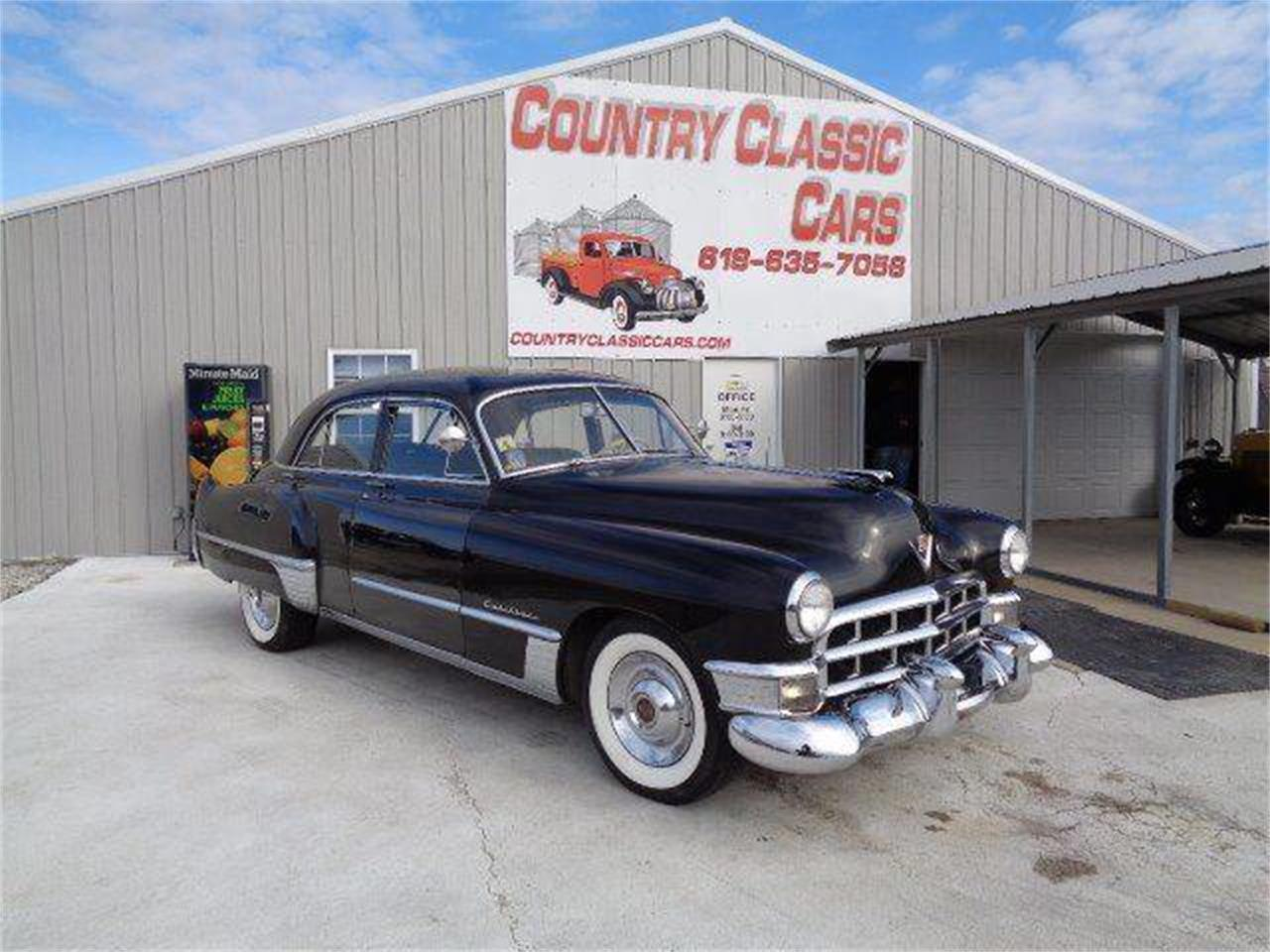 Large Picture of 1949 Cadillac Series 62 - $17,950.00 - POM5
