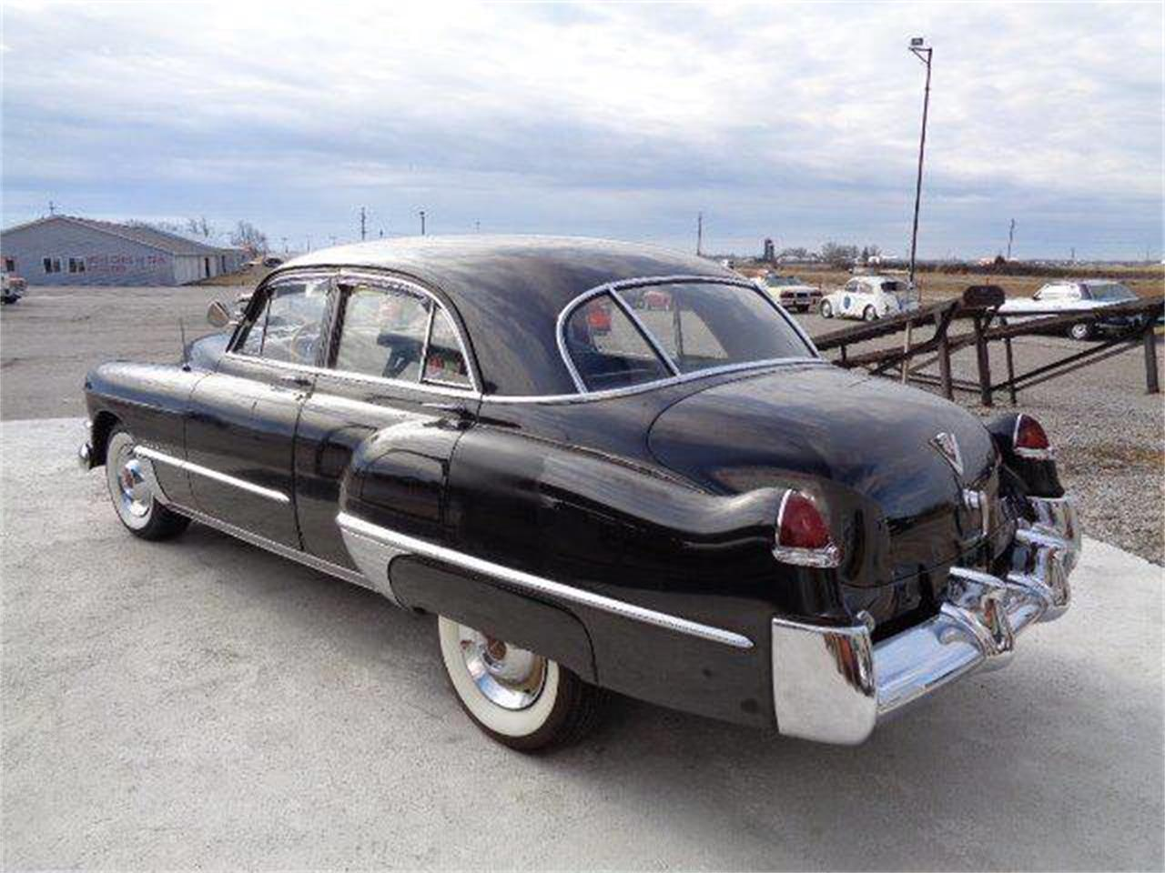 Large Picture of '49 Cadillac Series 62 located in Staunton Illinois Offered by Country Classic Cars - POM5