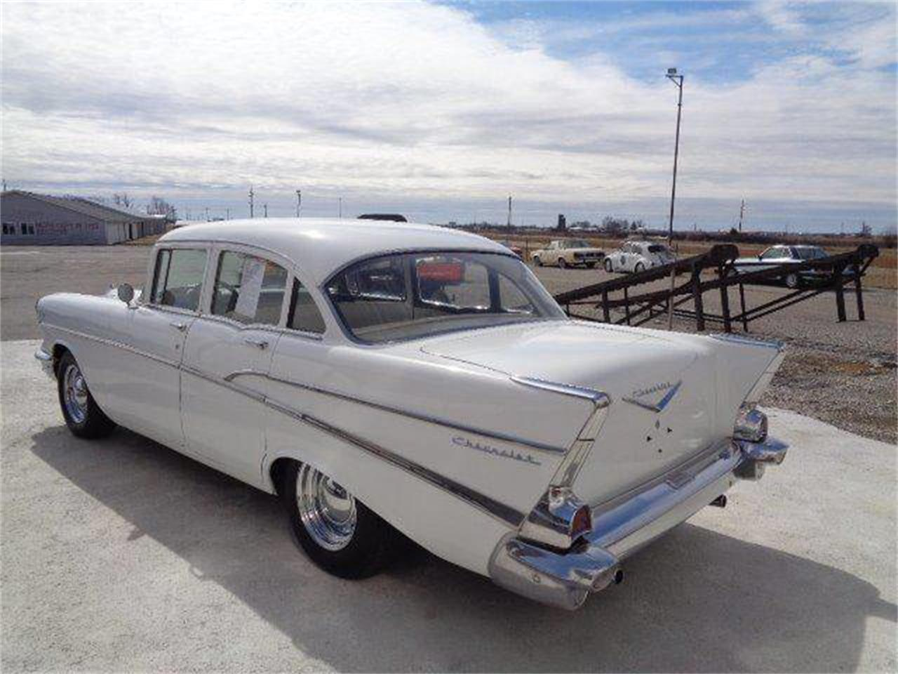 Large Picture of Classic 1957 Automobile located in Staunton Illinois Offered by Country Classic Cars - POM8