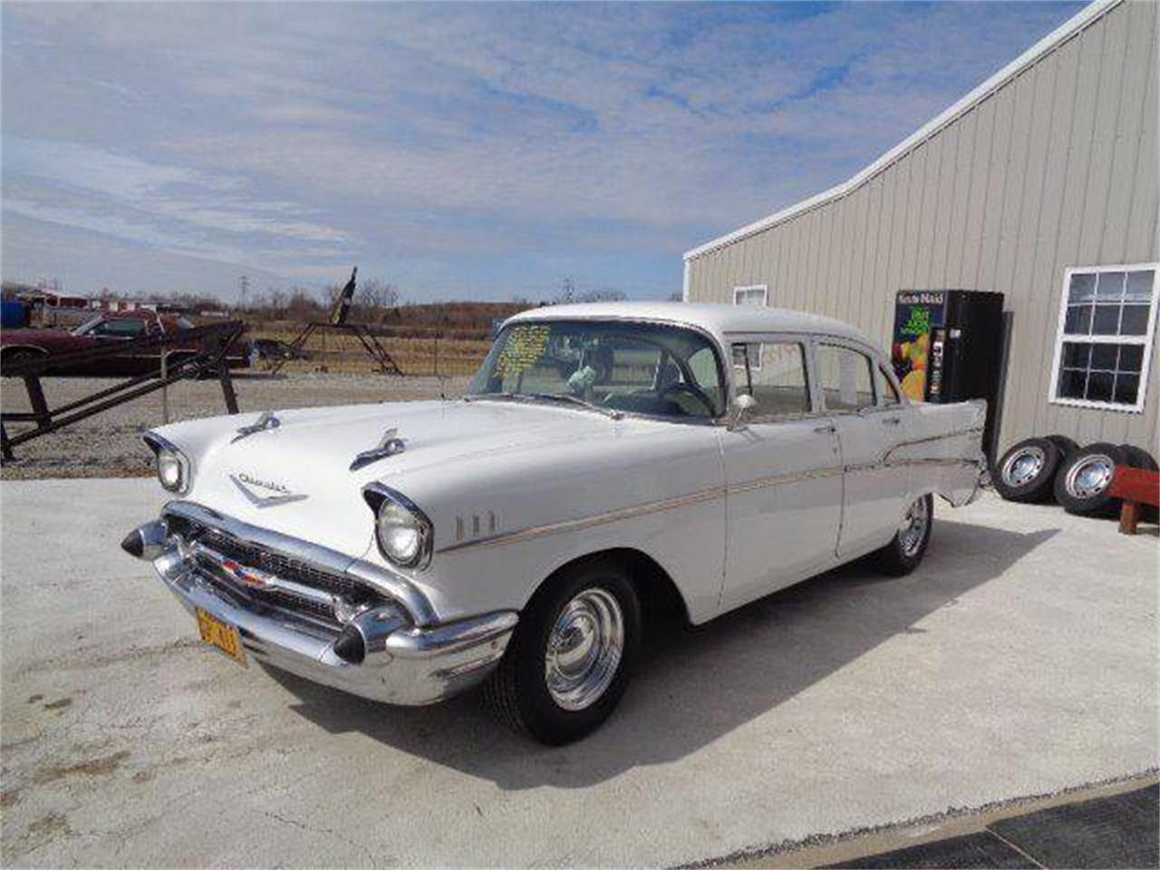 Large Picture of 1957 Chevrolet Automobile - $17,950.00 Offered by Country Classic Cars - POM8