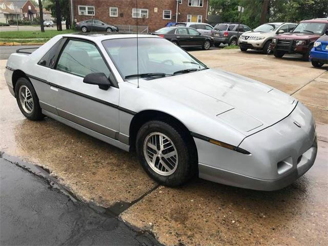 Picture of '85 Fiero - POME