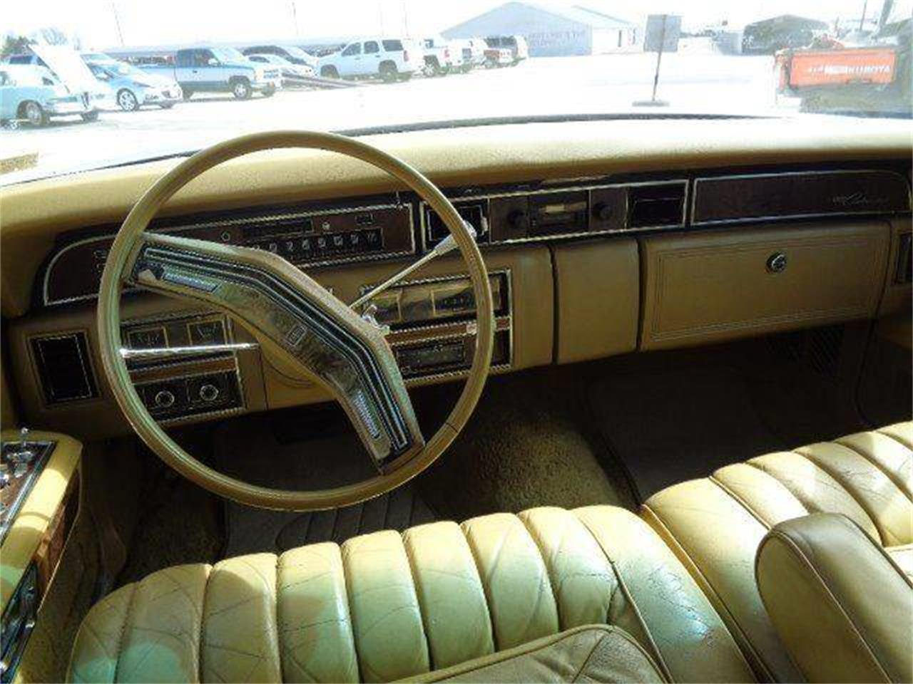 Large Picture of '77 Continental - POMH
