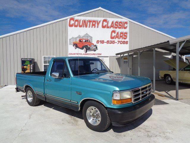Picture of '95 F150 - POMO