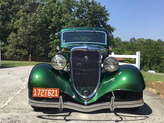 Picture of Classic 1934 2-Dr Coupe located in Long Island New York - $29,500.00 Offered by  - POMS