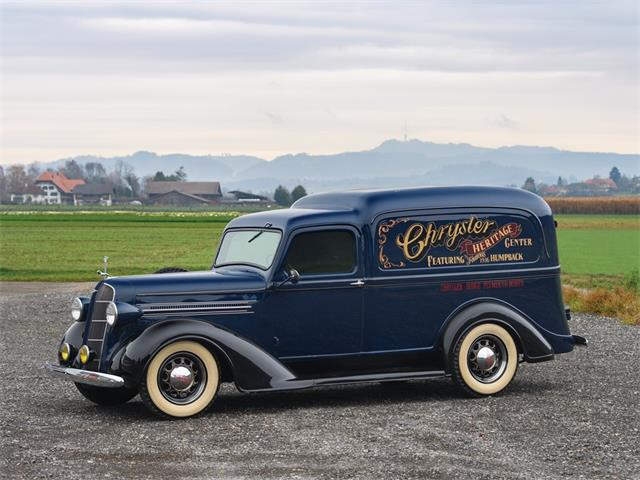 Picture of '36 Dodge Humpback Delivery Truck Offered by  - PIUQ