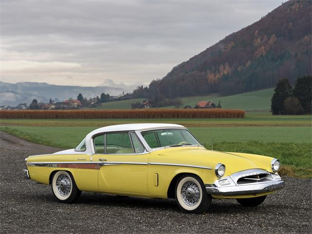Picture of '55 Studebaker Commander Regal Hardtop located in Fort Lauderdale Florida Auction Vehicle Offered by  - PIUT