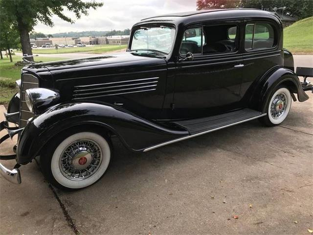Picture of '34 2-Dr Coupe - POOL