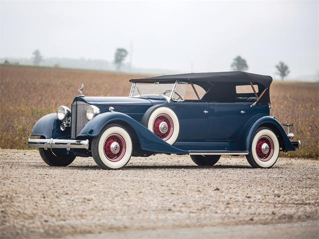 Picture of '34 Eight located in Florida Auction Vehicle - PIUV