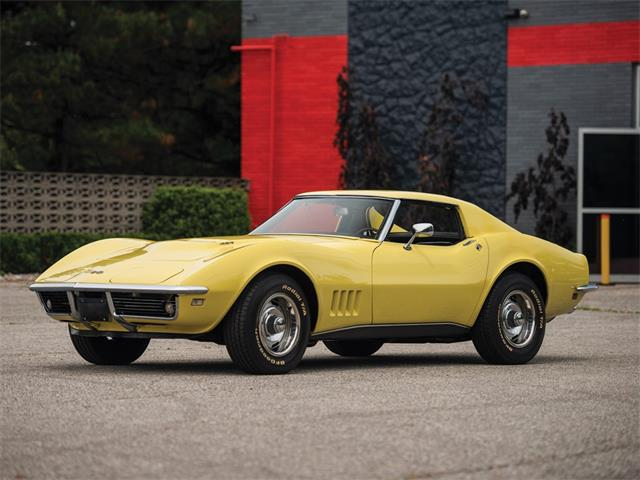 1968 Chevrolet Corvette 427/390 Coupe