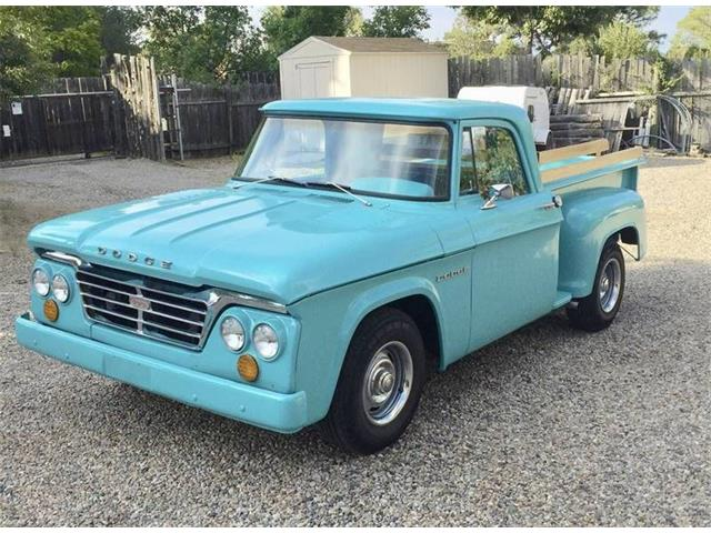 Picture of '62 Dodge D100 located in New York - POPI