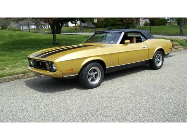 Picture of '73 Mustang - POQ3