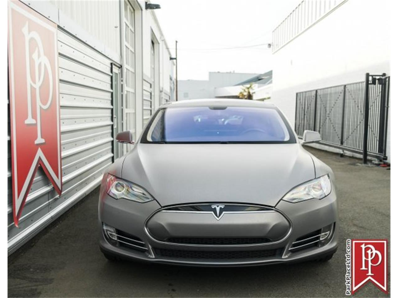 Large Picture of '14 Model S - POQT