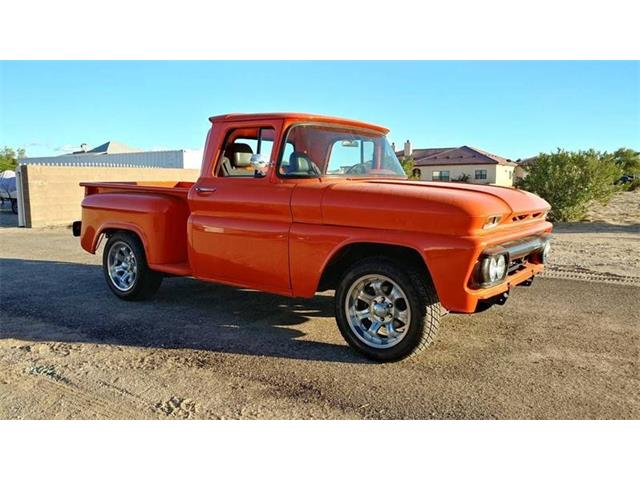Picture of '62 C/K 1500 located in Long Island New York Offered by  - POR8