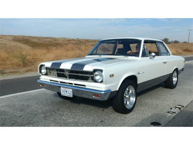 Picture of '68 Rambler - PORA