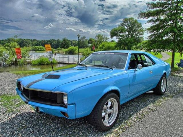 Picture of '68 Javelin - PORB