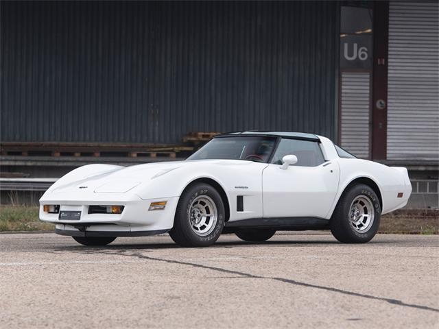 1982 Chevrolet Corvette For Sale On Classiccars