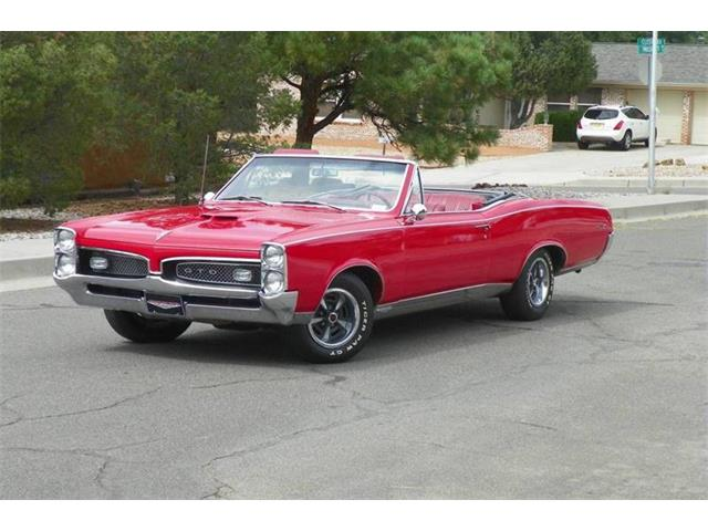 Picture Of 67 Gto Pors
