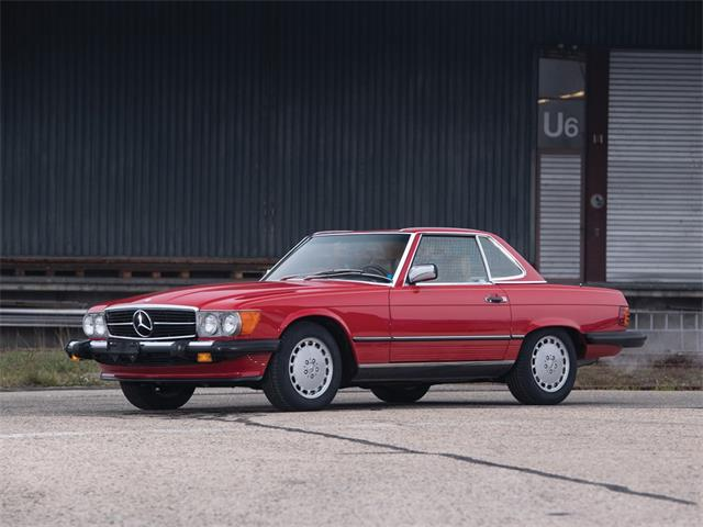 Picture of 1986 560SL - PIV8