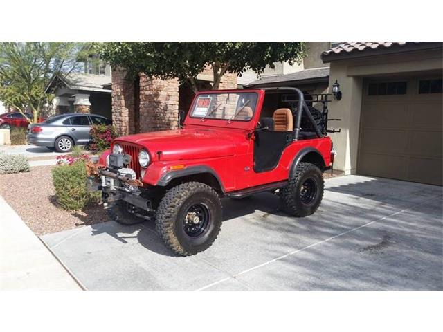 classic jeep for sale on classiccars