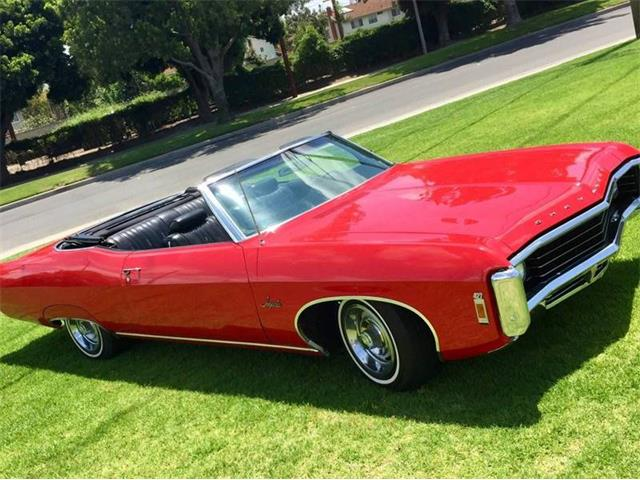 Picture of Classic '69 Chevrolet Impala located in Long Island New York Offered by  - POSU
