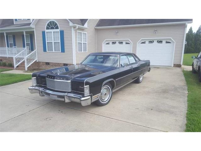 Picture of 1974 Lincoln Continental - POT8