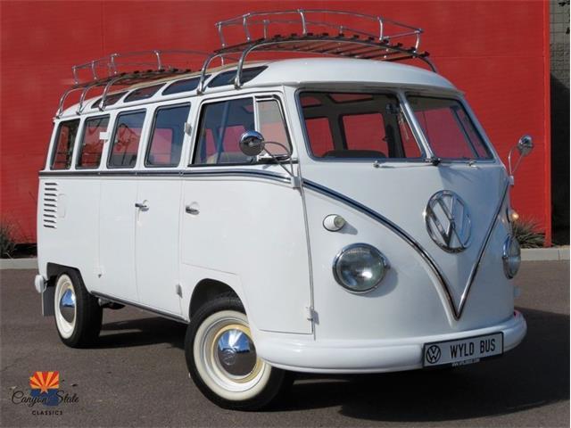 1960 Volkswagen Bus