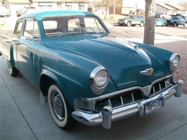 1952 Studebaker Champion