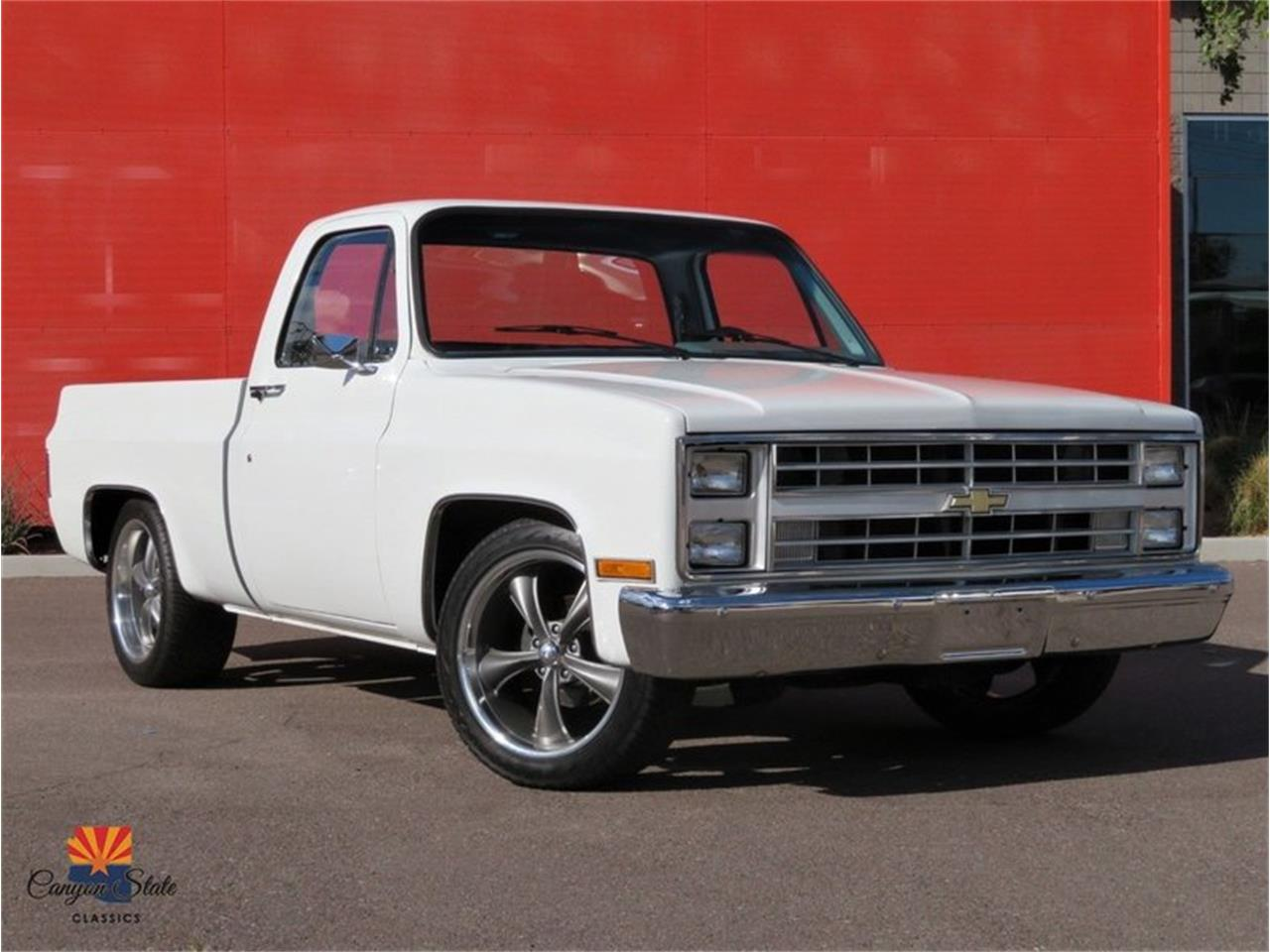 For Sale 1985 Chevrolet Pickup In Tempe Arizona