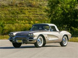 Picture of Classic 1961 Chevrolet Corvette Auction Vehicle Offered by RM Sotheby's - PIVI