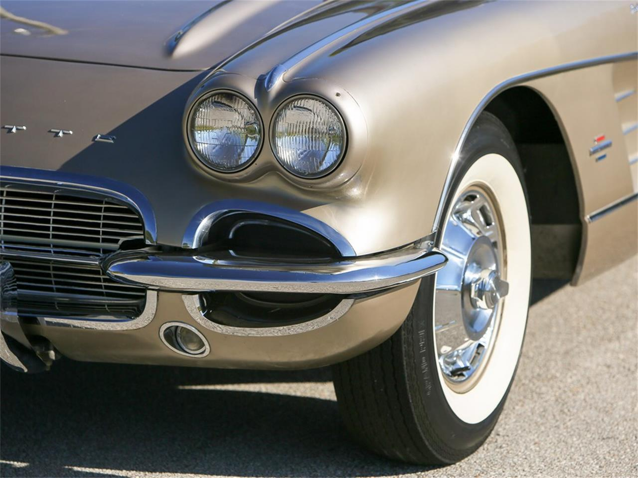 Large Picture of '61 Chevrolet Corvette located in Florida Auction Vehicle Offered by RM Sotheby's - PIVI