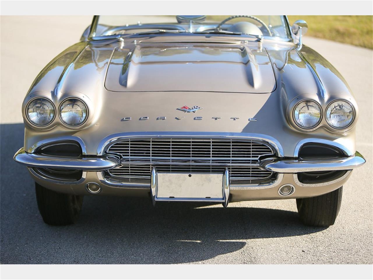 Large Picture of Classic 1961 Chevrolet Corvette Auction Vehicle - PIVI