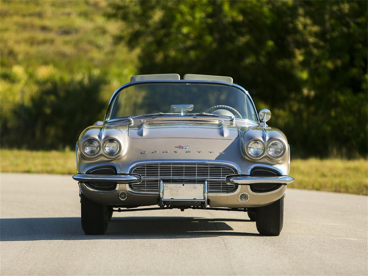 Large Picture of 1961 Corvette Auction Vehicle Offered by RM Sotheby's - PIVI