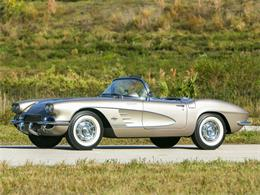 Picture of 1961 Chevrolet Corvette located in Fort Lauderdale Florida Auction Vehicle Offered by RM Sotheby's - PIVI