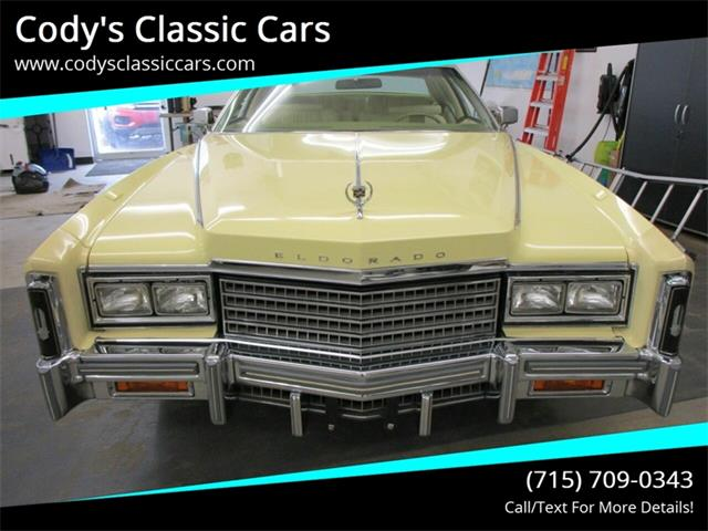 Picture of '78 Eldorado Biarritz located in Stanley Wisconsin - $14,490.00 Offered by  - POVF