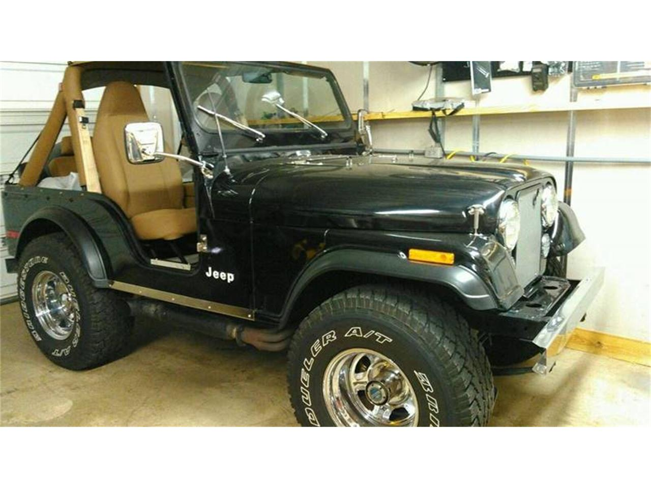 Large Picture of '79 CJ5 - POW4
