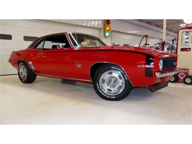Picture of '69 Chevrolet Camaro Offered by  - POW9