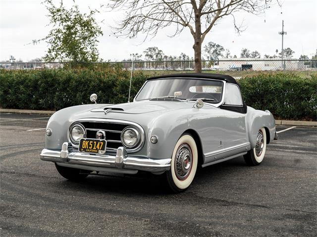 Picture of Classic '53 Healey located in Fort Lauderdale Florida - PIVN