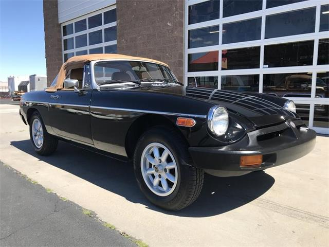 Picture of '77 MGB - POWK