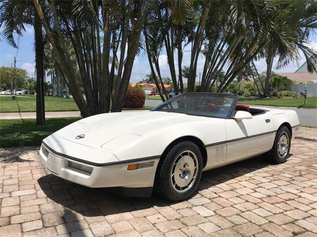Picture of '87 Corvette - POWT