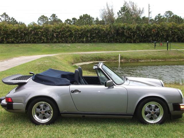 Picture of '87 Porsche 911 Carrera located in Fort Lauderdale Florida - PIVR