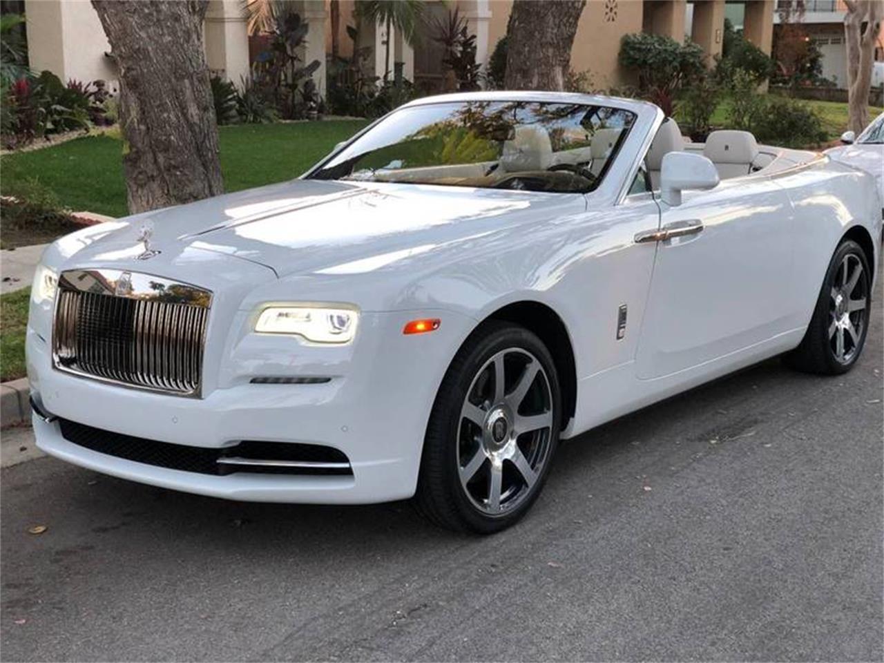 2018 Rolls-Royce Dawn For Sale
