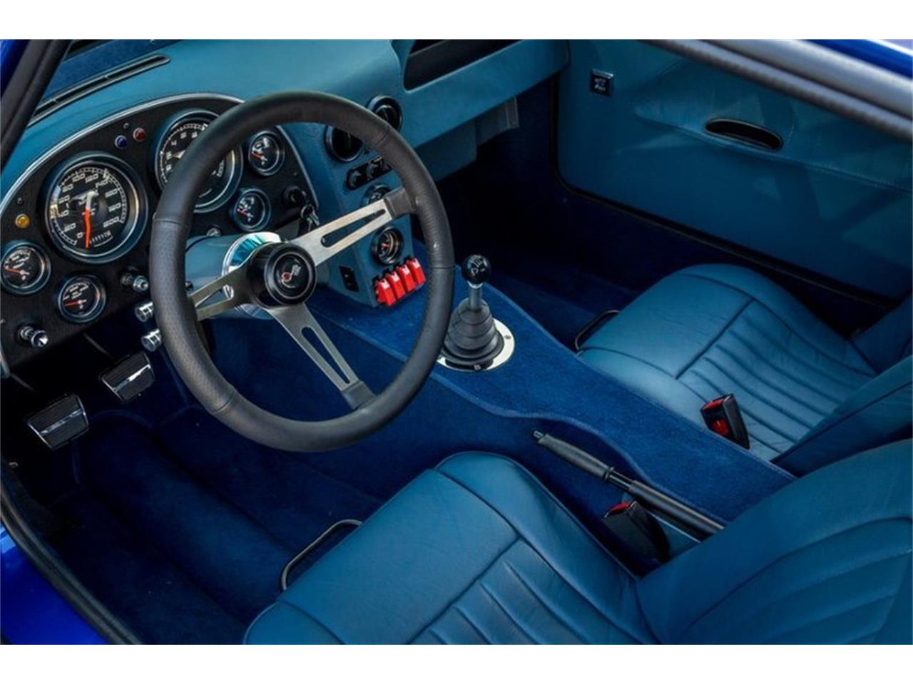 Large Picture of '63 Corvette Grand Sport - POYN
