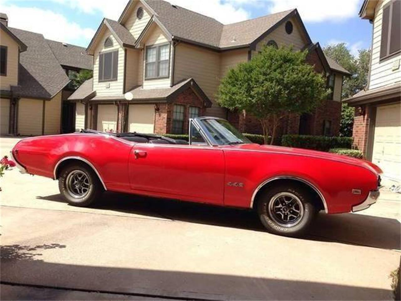 Large Picture of Classic 1968 Oldsmobile 442 - POZ1